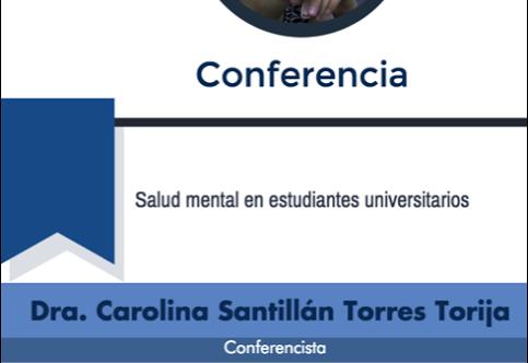 Conferencia de la Dra Carolina Santillan