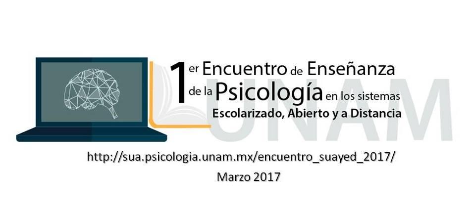 Primer Encuentro de Enseñanza de la Psicología en Sistemas Escolarizados, Abiertos y a Distancia
